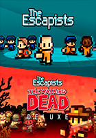 The Escapists + The Escapists: The Walking Dead Deluxe