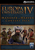 Europa Universalis IV: Mandate of Heaven - Content Pack