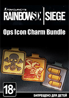 Tom Clancy's Rainbow Six: Siege - Ops Icon Charm Bundle