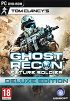 Ghost Recon Future Soldier Deluxe Edition