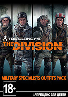 Tom Clancy's The Division - Military Specialists Outfits Pack