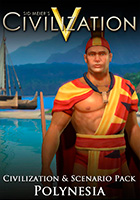 Civilization and Scenario Pack: Polynesia