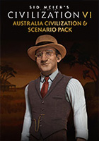 Цивилизация 6 - Australia Civilization & Scenario Pack