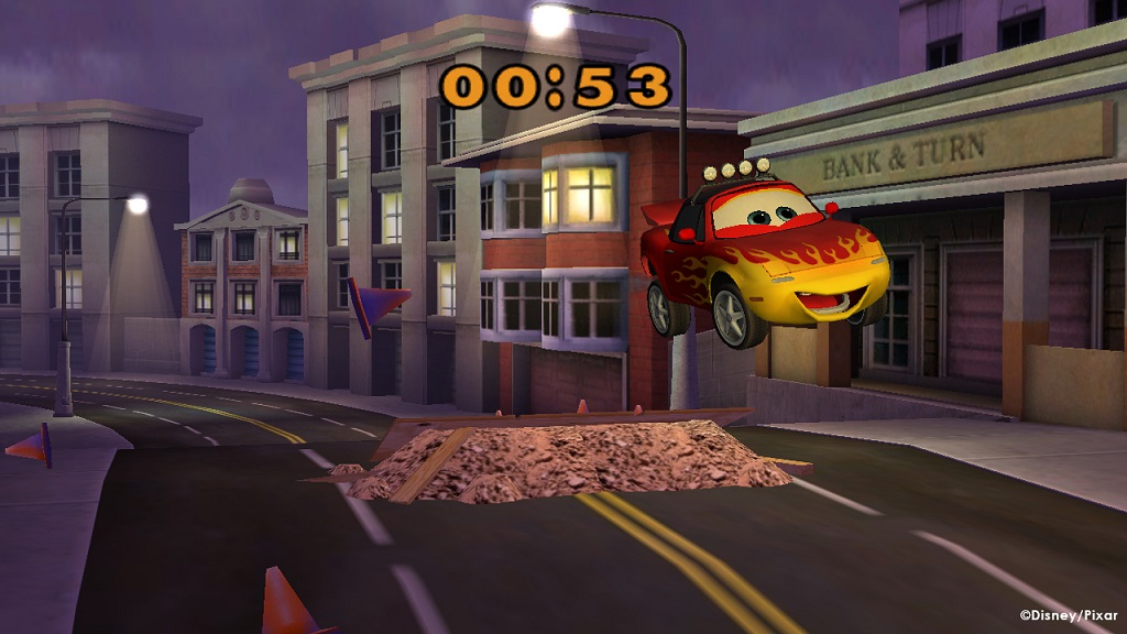 Disney Cars Pixar Игру