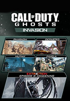 Call of Duty: Ghosts - DLC 3 Invasion