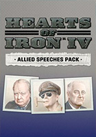 Hearts of Iron IV: Allied Speeches Pack