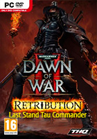 Warhammer 40,000: Dawn of War II - Retribution - Last Stand Tau Commander
