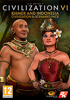 Цивилизация 6 - Khmer and Indonesia Civilization & Scenario Pack