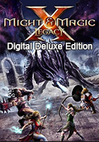 Might & Magic Legacy Digital Deluxe Edition