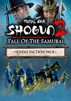 Total War: Shogun 2 - Fall of the Samurai - The Sendai Faction Pack