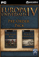 Europa Universalis IV: Pre Order Pack