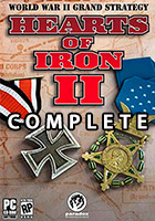Hearts of Iron II Complete