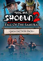 Total War: Shogun 2 - Fall of the Samurai - The Saga Faction Pack