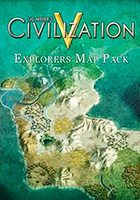 Цивилизация 5: Explorer's Map Pack