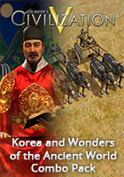 Цивилизация 5: Korea and Wonders of the Ancient World - Combo Pack