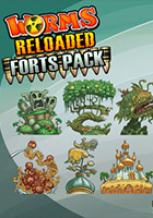 Worms Reloaded - Forts Pack